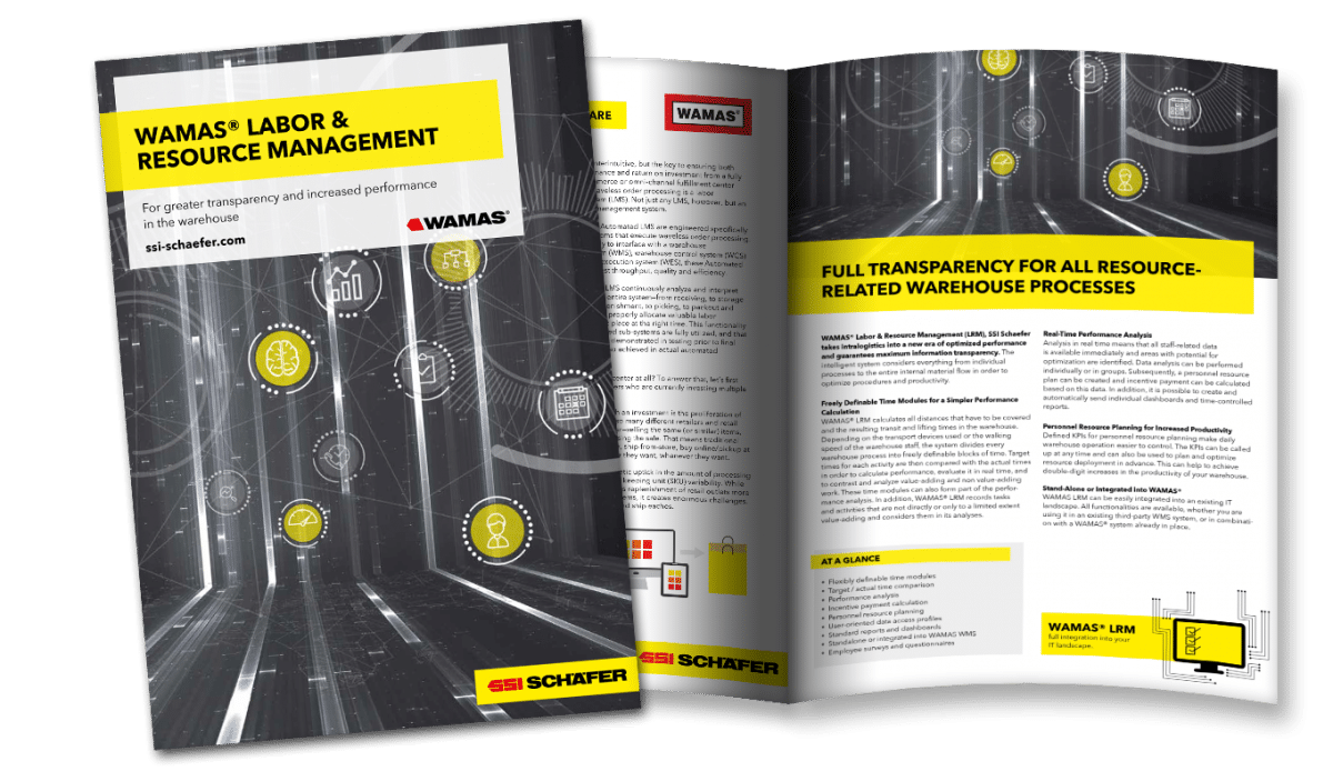 LABOR AND RESOURCE MANAGEMENT BROCHURE