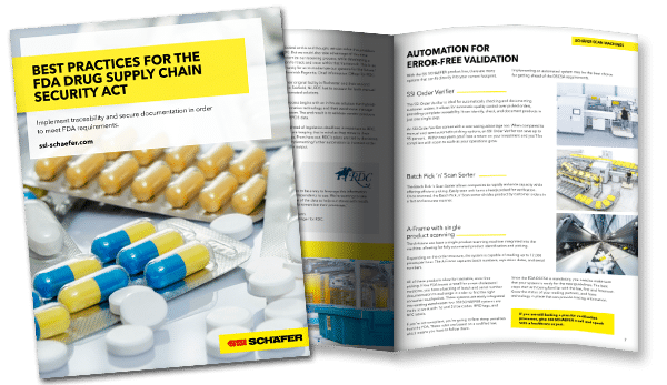 BEST PRACTICES FOR THE FDA DRUG SUPPLY CHAIN SECURITY ACT